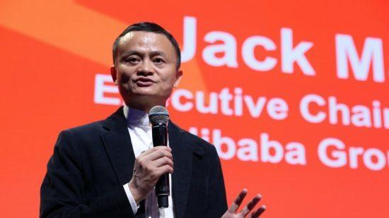 جک ما (Jack ma)، موسس شرکت علی بابای چینی می باشد.