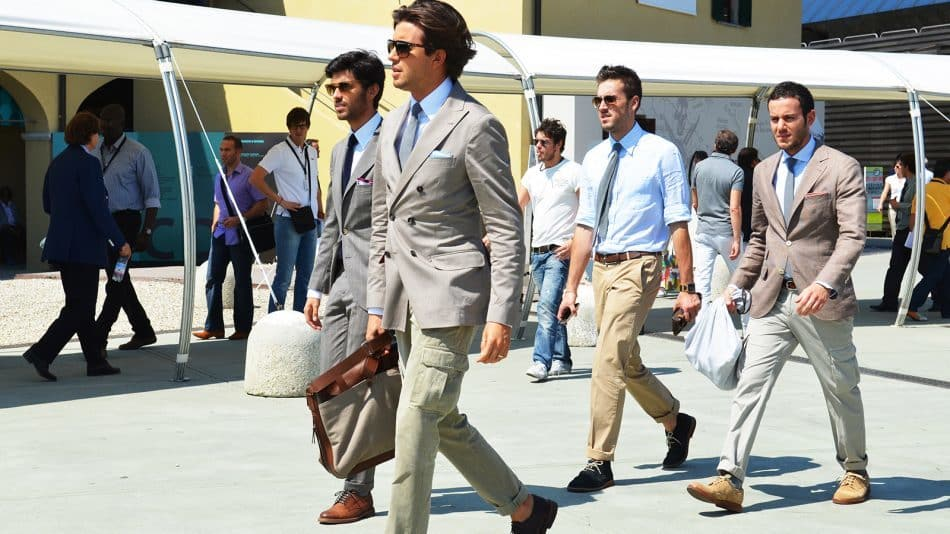 شش نکته برای تعیین الگوی لباس اداری مردانه در شرکت و محل کار شما