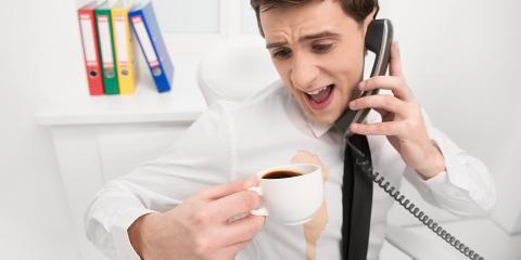 لکه چای و قهوه را به این روش از روی لباسها پاک کنید
