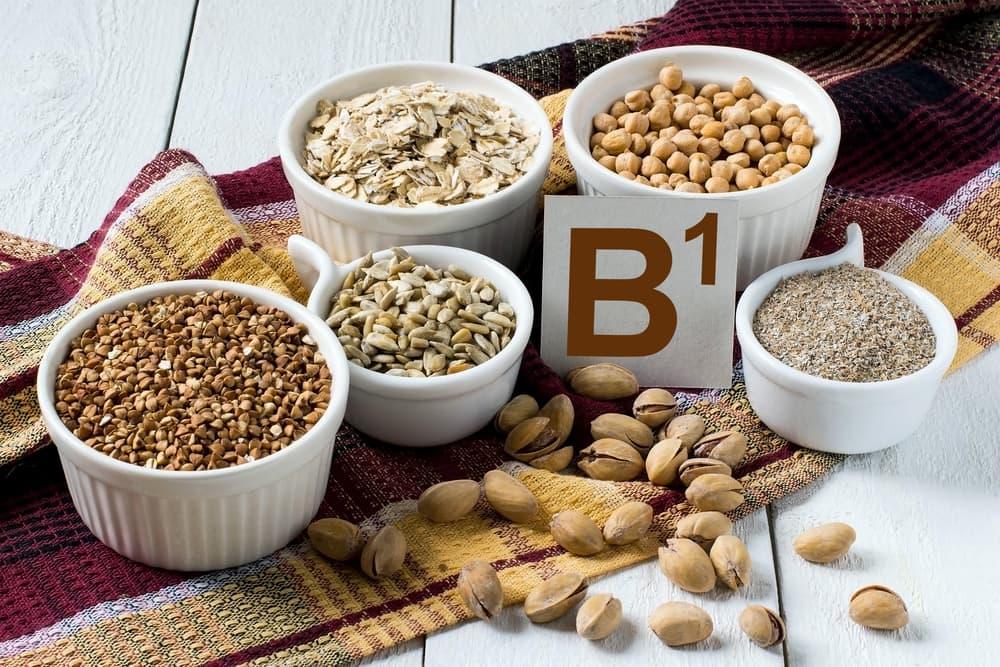 منابع تامین ویتامین B1