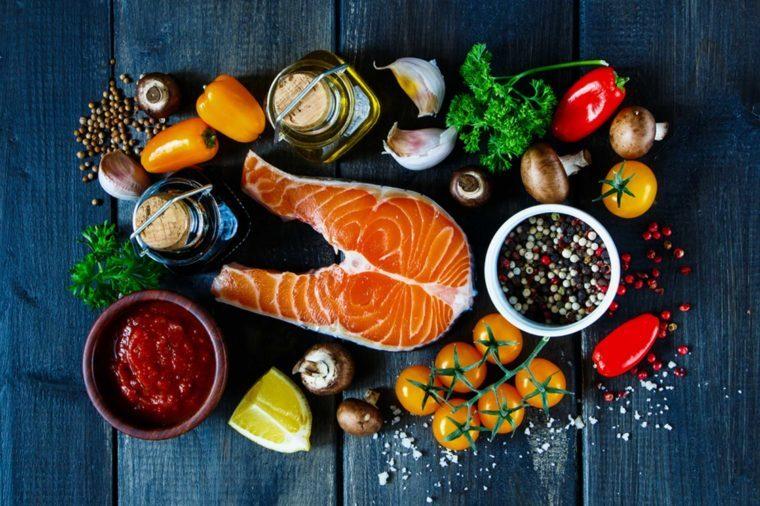 مواد غذایی ضد التهاب