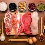 افزایش مصرف پروتئین در رژیم غذایی با 35 ترفند ارائه شده توسط متخصصان تغذیه