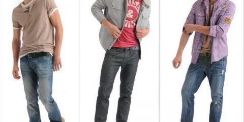 آقایان به این روش شلوار جین اندازه خودتان را پیدا کنید