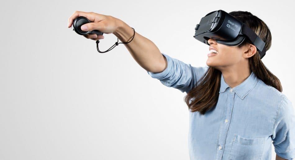 ابزار واقعیت مجازی تشخیص بیماریهای روانی سامسونگ