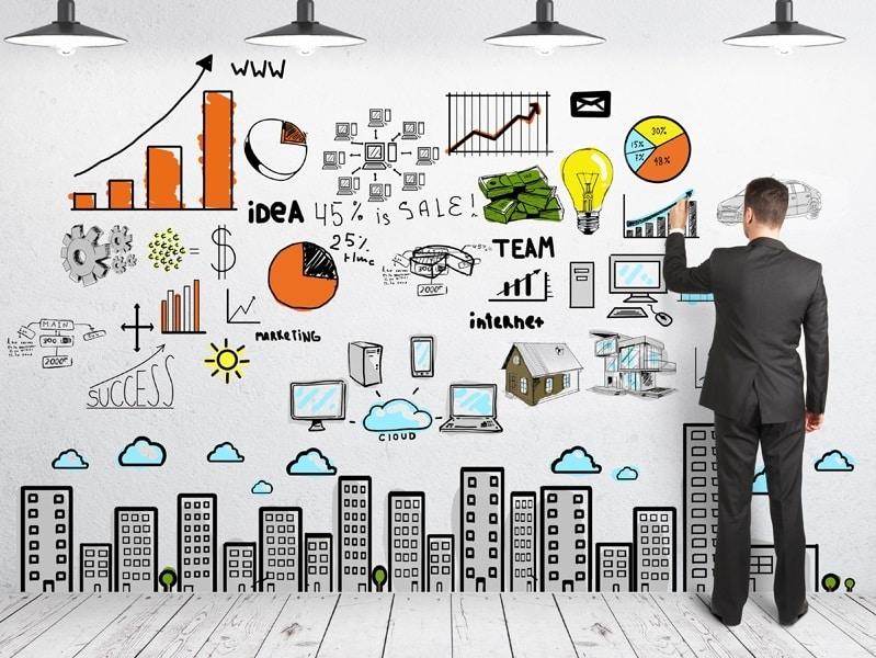 بازاریابی و تبلیغات، یکی از بهترین کارهایی است منجر به رشد استارتاپ شما می شود.