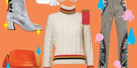 امسال از لباسهای گرم پاییزی و زمستانی خود درست مراقبت کنید