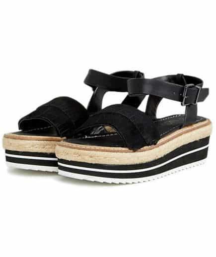 کفش لژدار ساده