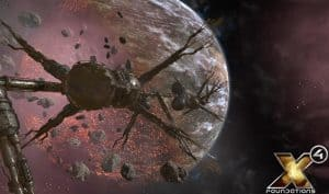 رونمایی از بازی X4 Foundations