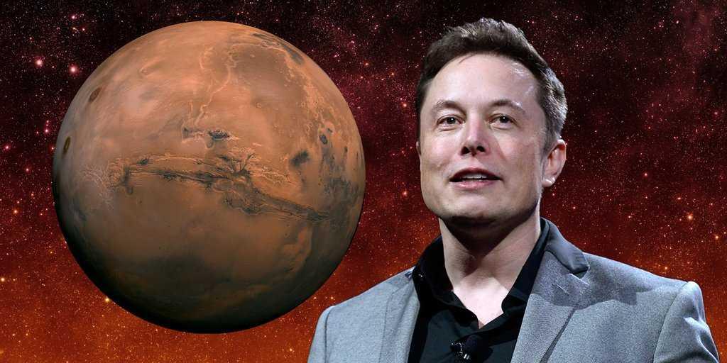 برنامه مسکونی کردن مریخ توسط ایلان ماسک وارد فاز تازهای شد