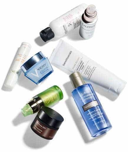 ترتیب استفاده از محصولات زیبایی و آرایشی