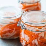 ترشی ترب و هویج