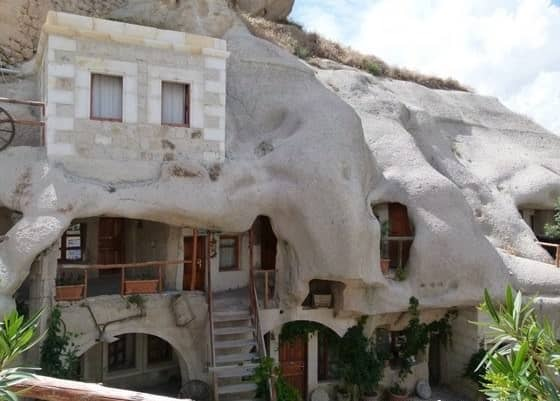 خانه های سنگی