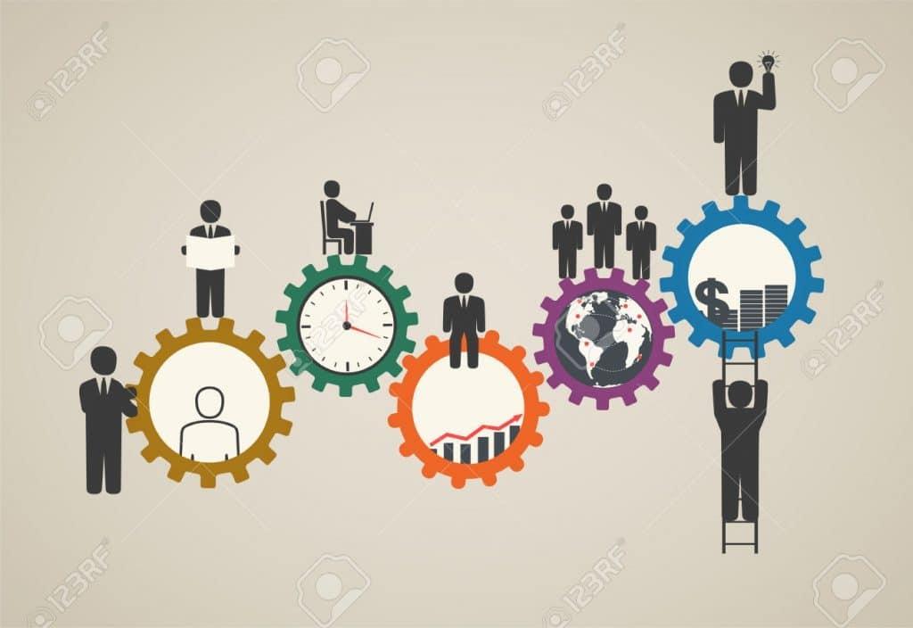 هر عضو تیم، تجربیاتی داشته باشد که سایر افراد تیم ندارند