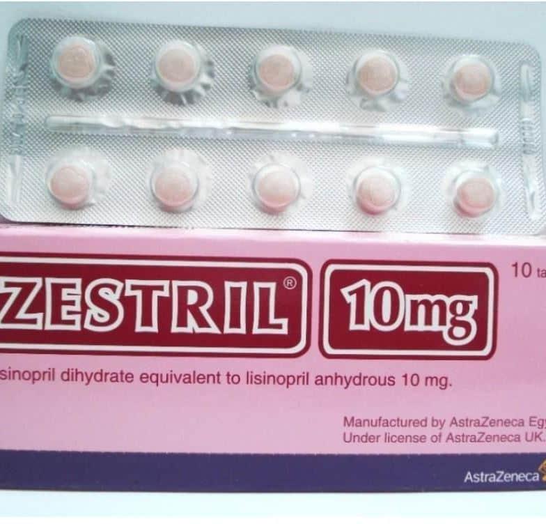 داروی زستریل (Zestril): معرفی ویژگیهای دارو و عوارض جانبی
