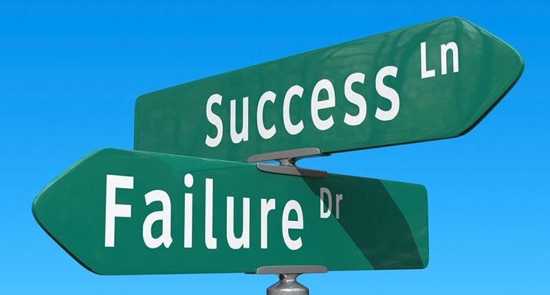 شکست استارتاپ