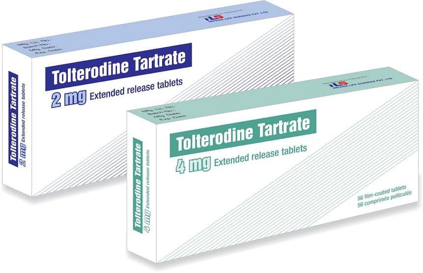 معرفی کامل داروی تولترودین (Tolterodine) یا دیترول (Detrol)