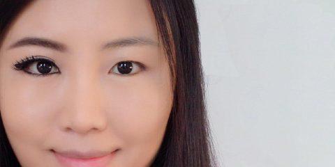 روش صحیح آرایش چشم برای خانمهایی که چشمان دوپلکه دارند
