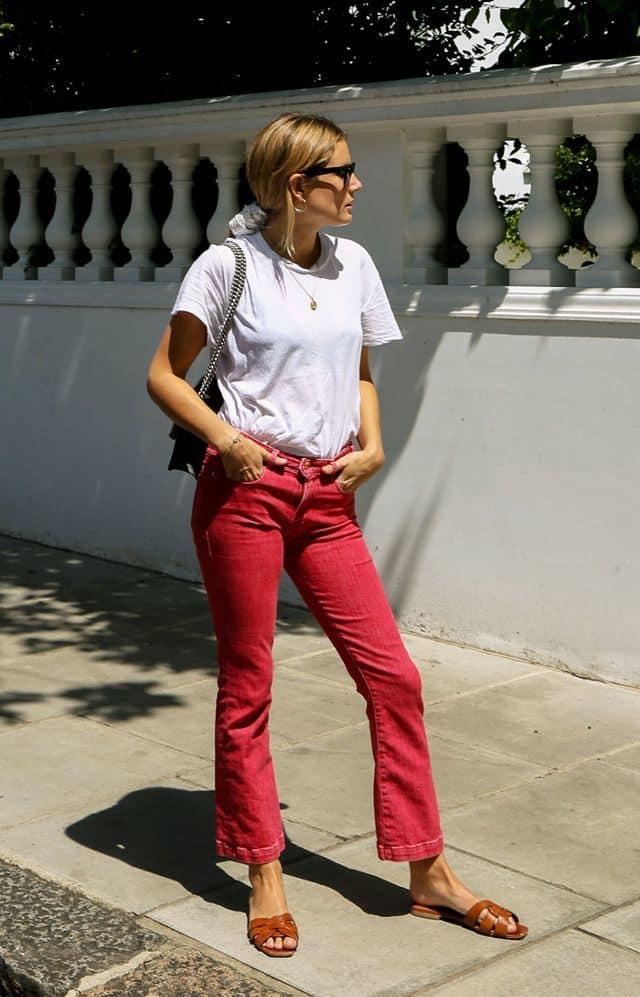 زیباترین ترندهای لباس جین زنانه
