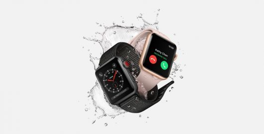 معرفی ساعت هوشمند Apple Watch 3