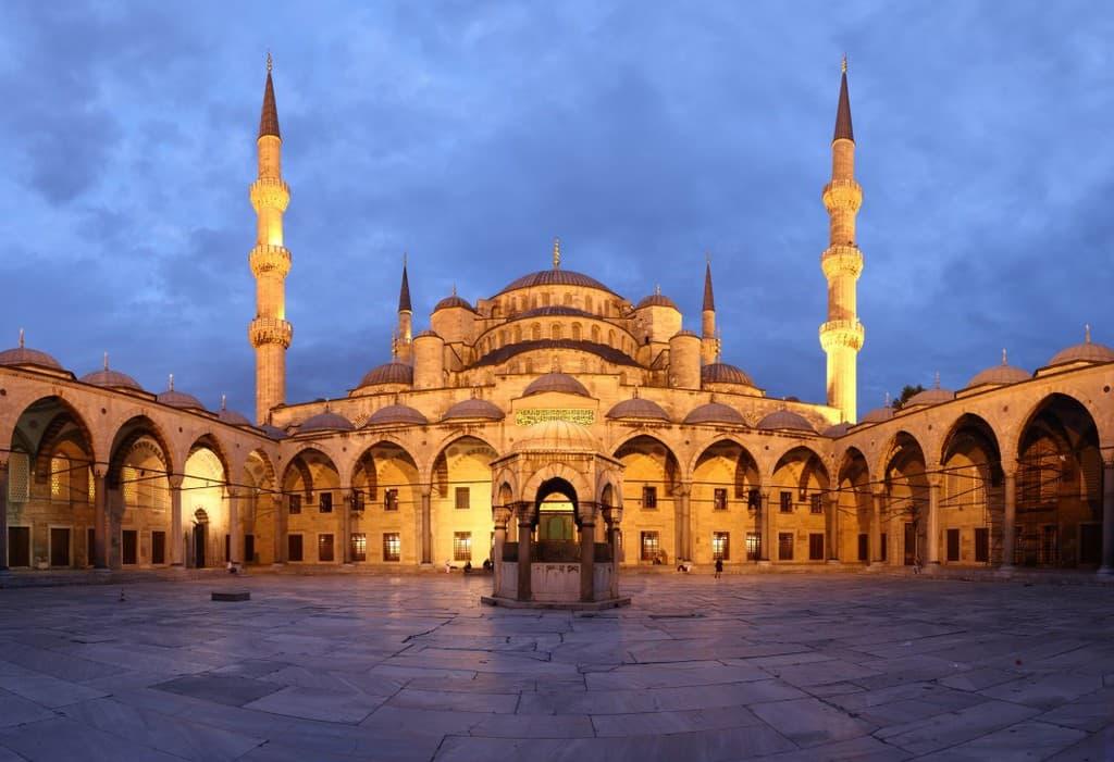 بهتر است زمانی حدود 5 هفته برای سفر به ترکیهدر نظر بگیرید.