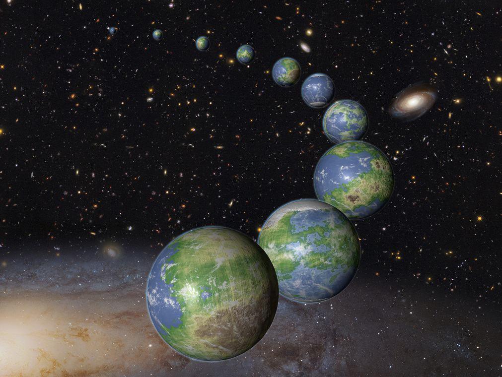 مشابه زمین