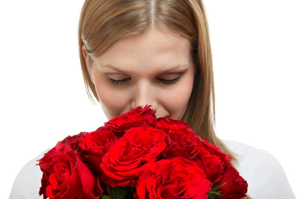 عطر گل سرخ
