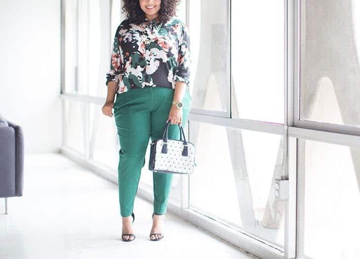 لباس اداری زنانه مناسب برای اندام شما