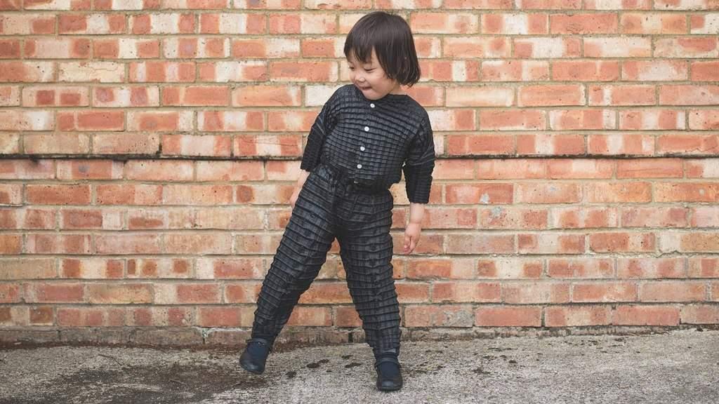 لباس پتی پلی همراه با رشد کودک شما رشد میکند و بزرگ میشود
