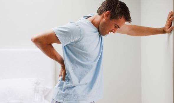 کمردرد، از عوارض جانبی متداول در دوره مصرف لوزارتان است