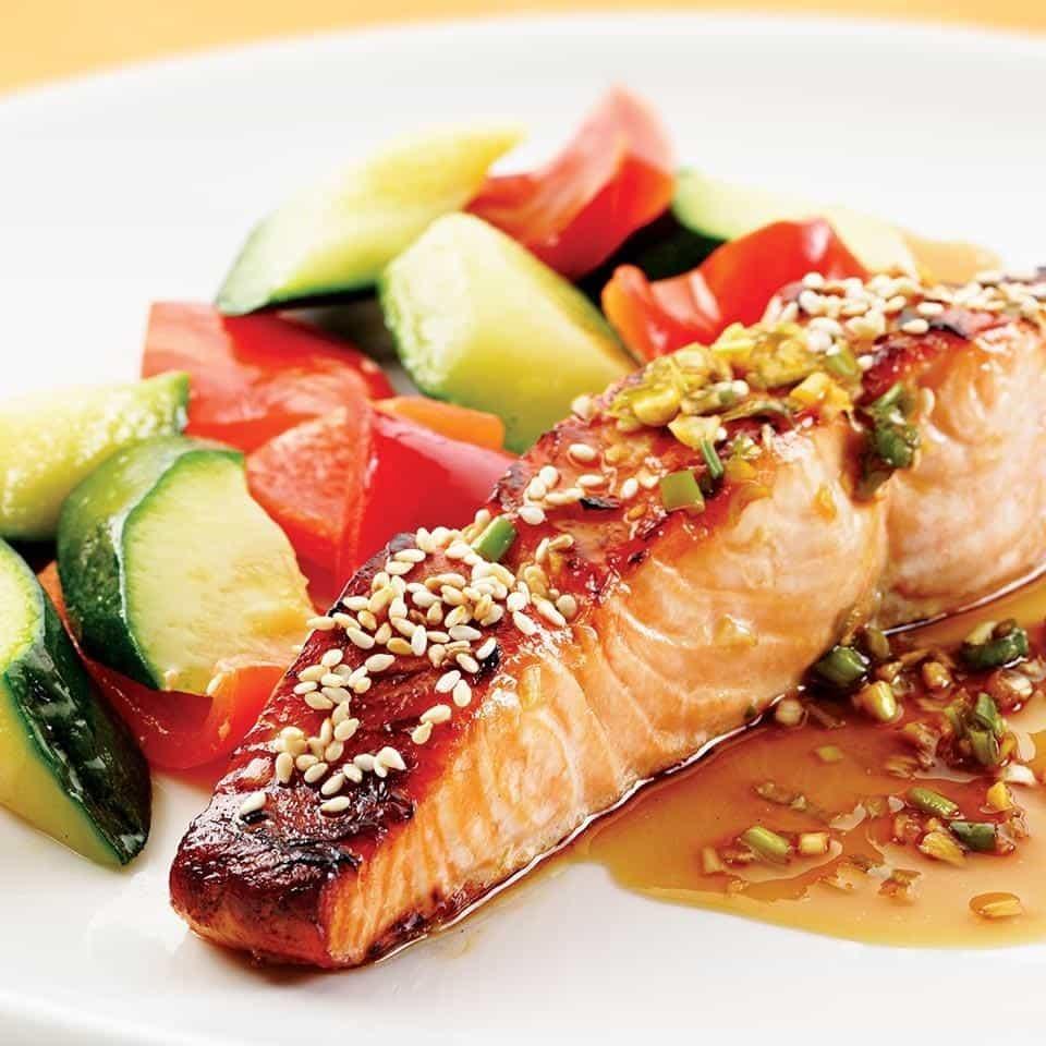 ماهی قزل آلا منبع خوب ریزمغذی کلسیم