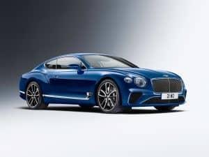 معرفی مدل جدید خودروی Continental GT