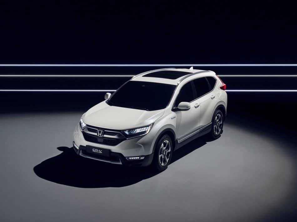 معرفی مدل جدید خودروی Honda CRV