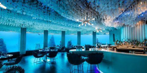زیباترین هتلهای زیر آبی جهان