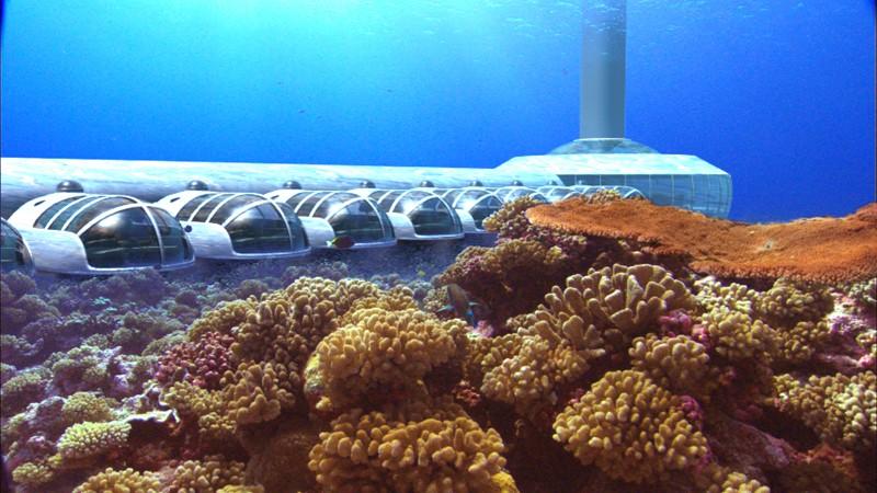هتل پاسیدون جزیره کاتافانگای فیجی