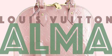 همه چیزهایی که باید درباره کیف مدل آلما از برند لویی ویتون بدانید