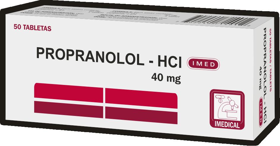 داروی پروپرانولول