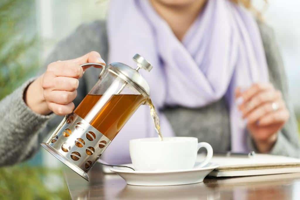 چای لاغر کننده