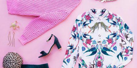 چند مدل بلوز زنانه زیبا که میتوانید همراه شلوار جین بپوشید