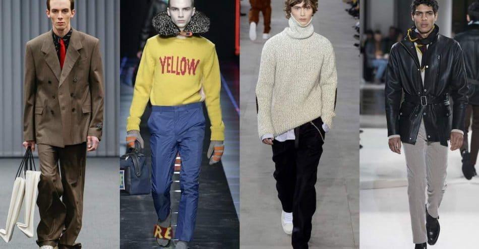 چند مدل جدید لباس مردانه برای پاییز و زمستان سال 1396
