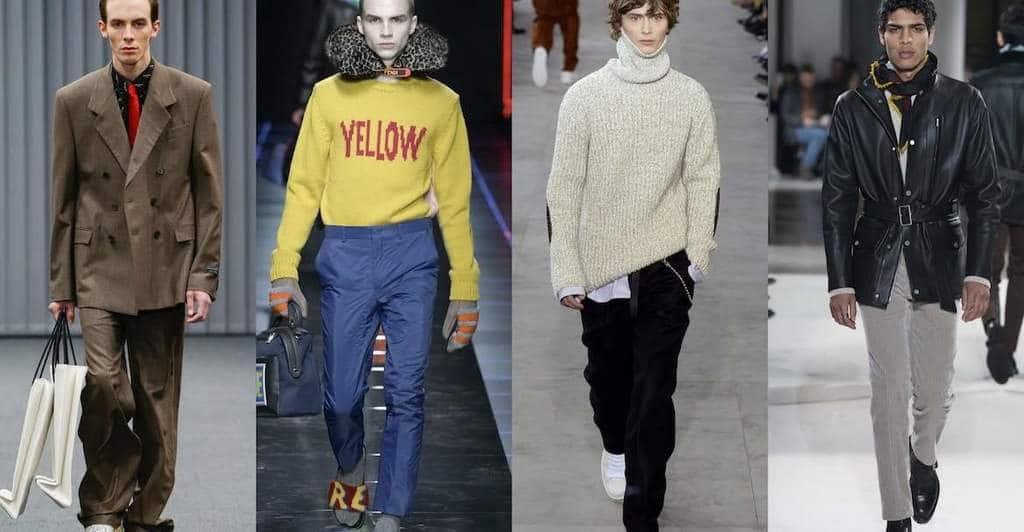 چند مدل جدید لباس مردانه برای پاییز و زمستان سال ۱۳۹۶