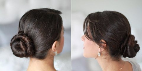 چند مدل موی گرد ساده و زیبا برای خانمهای خوش سلیقه و تنبل