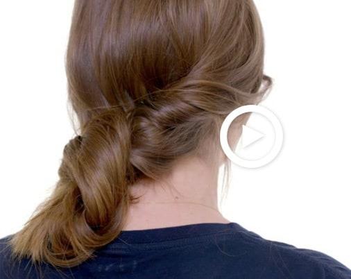 مدل موی گرد