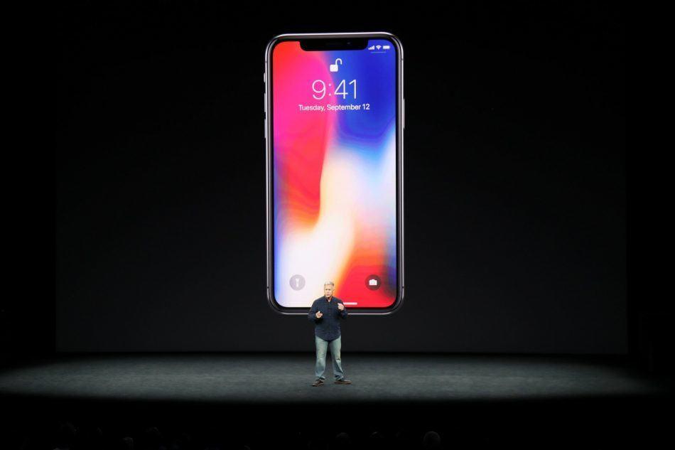 شرح کنفرانس معرفی iPhone X