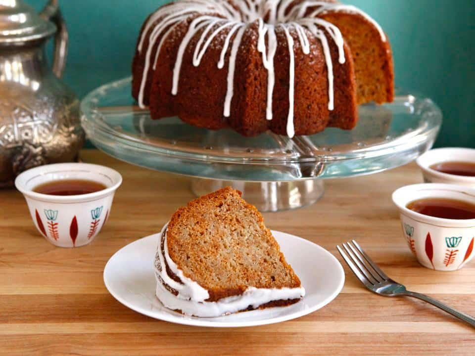 کیک سیب و عسل روش هاشانا