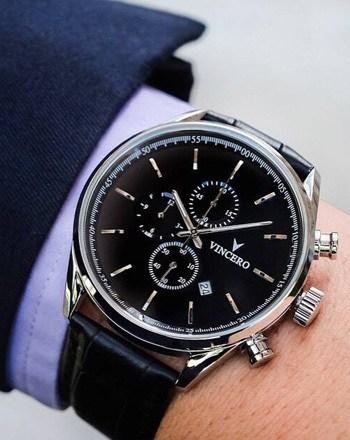 آشنایی با ساعت کرونوگراف