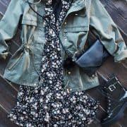 انواع ترکیب لباس پاییزی جدید و جذاب مناسب برای هر فرم اندام