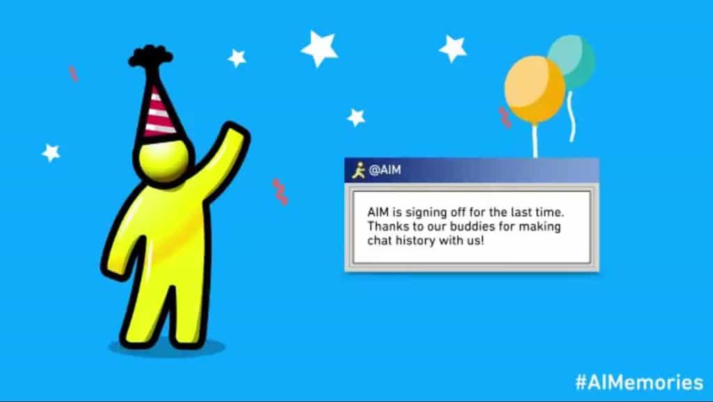 بازنشستگی AOL