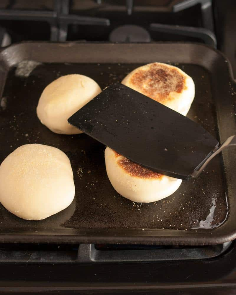نان مافین انگلیسی
