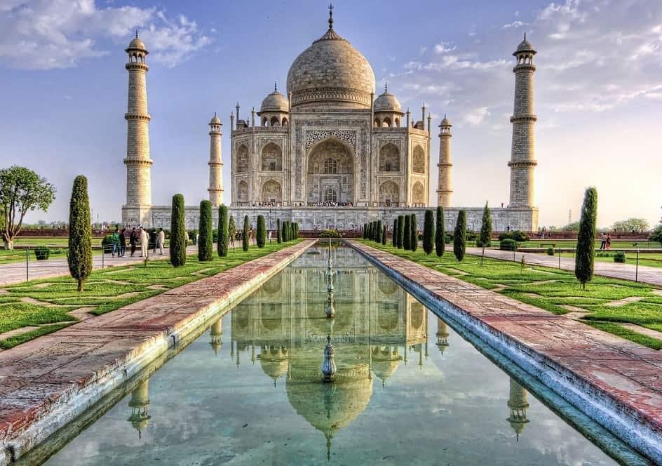 تاج محل در کشور هندوستان