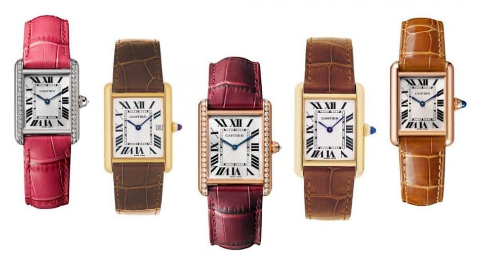 تاریخچه ساعت مچی کارتیه ساعتی زیبا که هرگز قدیمی نمیشود